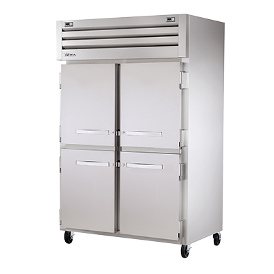 True Manufacturing Co., Inc. STR2DT-4HS refrigerator freezer, reach-in
