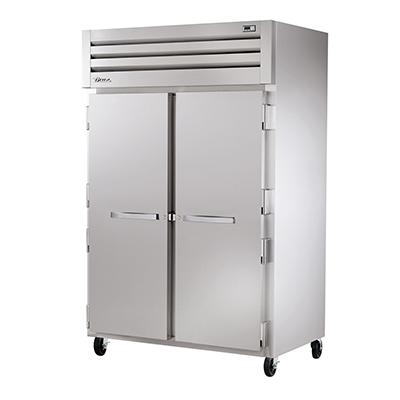 True Manufacturing Co., Inc. STR2F-2S-HC freezer, reach-in