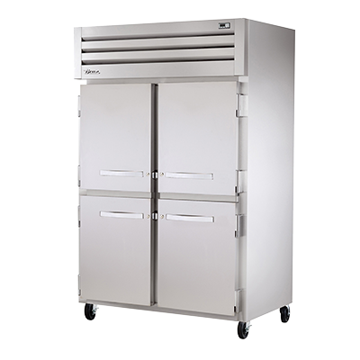 True Manufacturing Co., Inc. STR2F-4HS freezer, reach-in