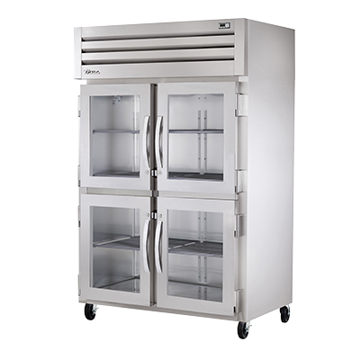 True Manufacturing Co., Inc. STR2H-4HG heated cabinet, reach-in