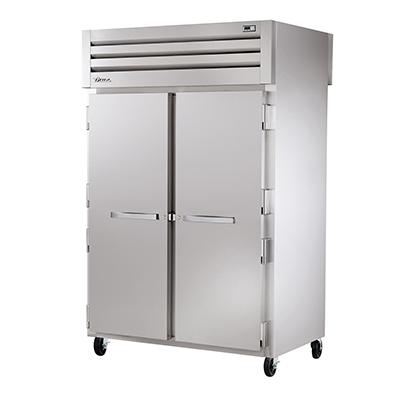 True Manufacturing Co., Inc. STR2HPT-2S-2S heated cabinet, pass-thru