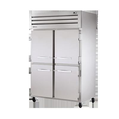 True Manufacturing Co., Inc. STR2HPT-4HS-4HS heated cabinet, pass-thru