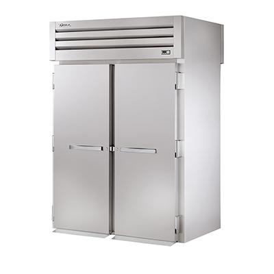 True Manufacturing Co., Inc. STR2HRT-2S-2S heated cabinet, roll-thru