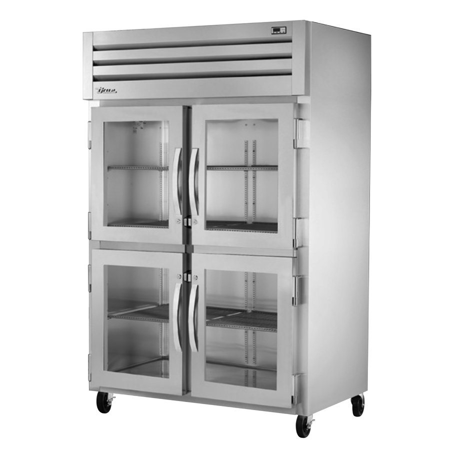True Manufacturing Co., Inc. STR2R-4HG-HC refrigerator, reach-in