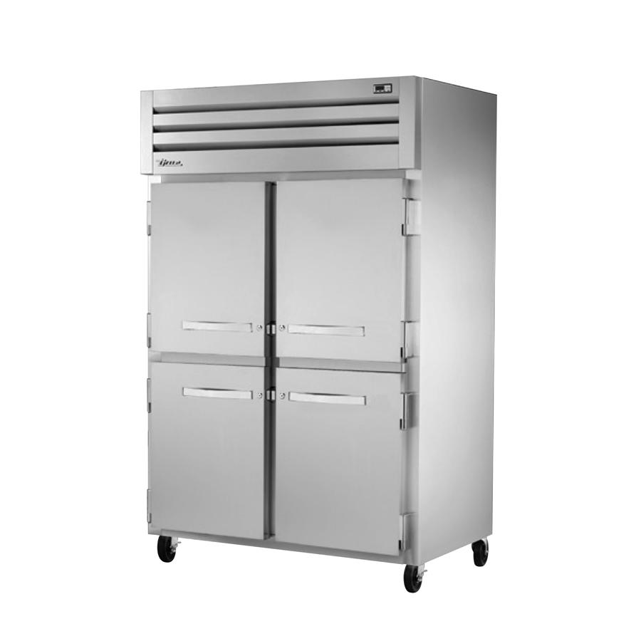 True Manufacturing Co., Inc. STR2R-4HS-HC refrigerator, reach-in