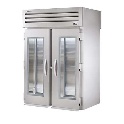 True Manufacturing Co., Inc. STR2RRT-2G-2S refrigerator, roll-thru