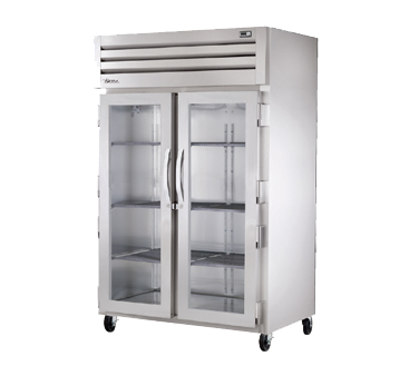 True Manufacturing Co., Inc. STR2RVLD-2G refrigerator, reach-in
