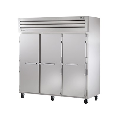 True Manufacturing Co., Inc. STR3F-3S freezer, reach-in
