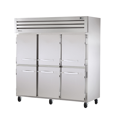 True Manufacturing Co., Inc. STR3F-6HS freezer, reach-in