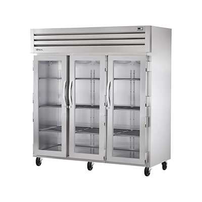 True Manufacturing Co., Inc. STR3R-3G refrigerator, reach-in