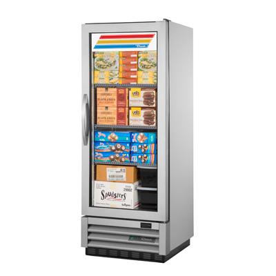 True Manufacturing Co., Inc. T-12FG-HC~FGD01 freezer, reach-in