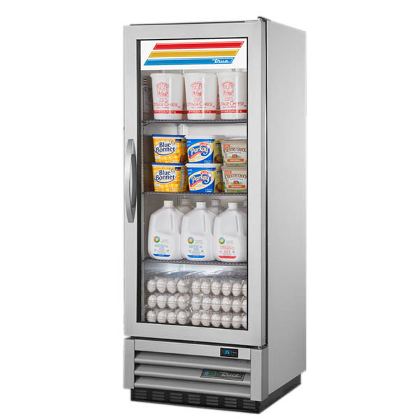 True Manufacturing Co., Inc. T-12G-HC~FGD01 refrigerator, reach-in