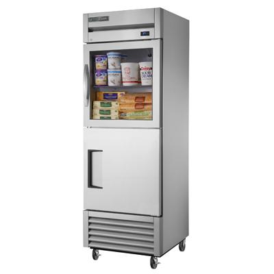 True Manufacturing Co., Inc. T-23-1-G-1-HC~FGD01 refrigerator, reach-in