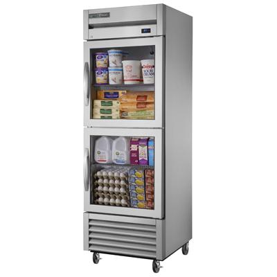 True Manufacturing Co., Inc. T-23G-2-HC~FGD01 refrigerator, reach-in