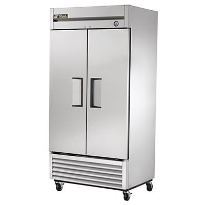 True Manufacturing Co., Inc. T-35F-HC freezer, reach-in