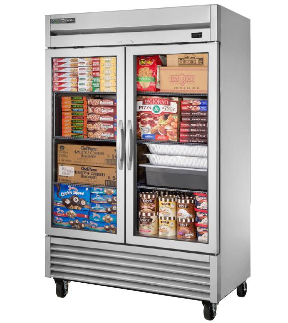True Manufacturing Co., Inc. T-49FG-HC~FGD01 freezer, reach-in