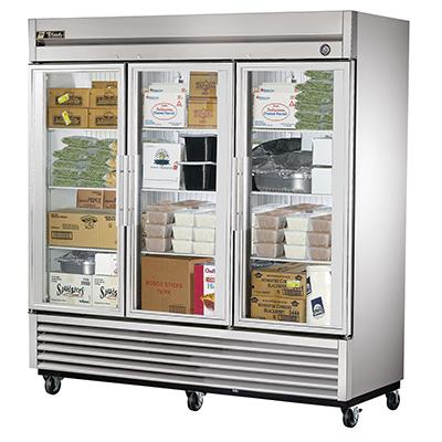 True Manufacturing Co., Inc. T-72FG-HC~FGD01 freezer, reach-in