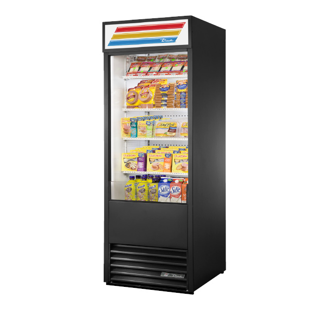 True Manufacturing Co., Inc. TAC-30-LD merchandiser, open refrigerated display