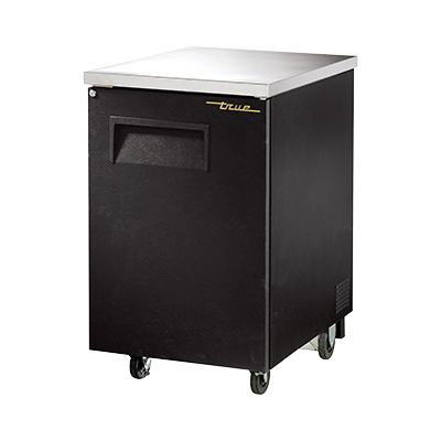 True Manufacturing Co., Inc. TBB-1-HC back bar cabinet, refrigerated