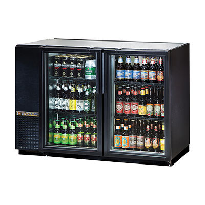 True Manufacturing Co., Inc. TBB-24GAL-48G-HC-LD back bar cabinet, refrigerated