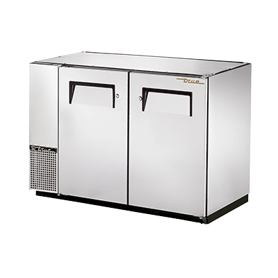 True Manufacturing Co., Inc. TBB-24GAL-48-S-HC back bar cabinet, refrigerated