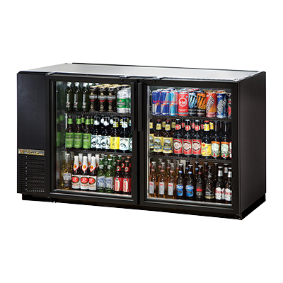 True Manufacturing Co., Inc. TBB-24GAL-60G-HC-LD back bar cabinet, refrigerated