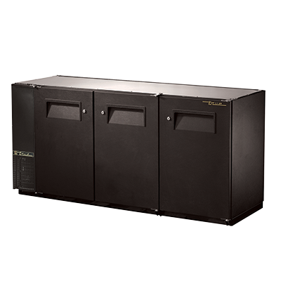True Manufacturing Co., Inc. TBB-24GAL-72-HC back bar cabinet, refrigerated