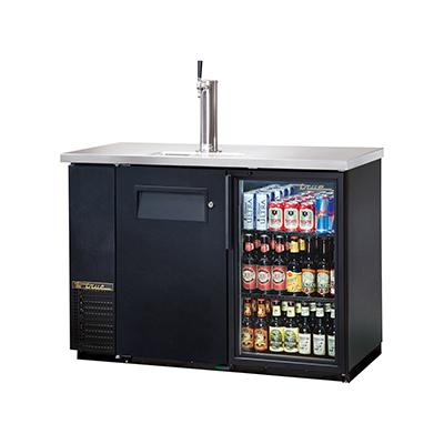 True Manufacturing Co., Inc. TDB-24-48-1-G-1-HC-LD draft beer cooler