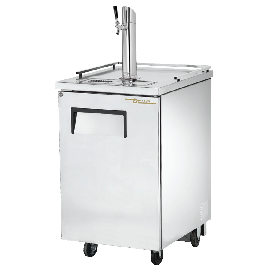 True Manufacturing Co., Inc. TDD-1-S-HC draft beer cooler