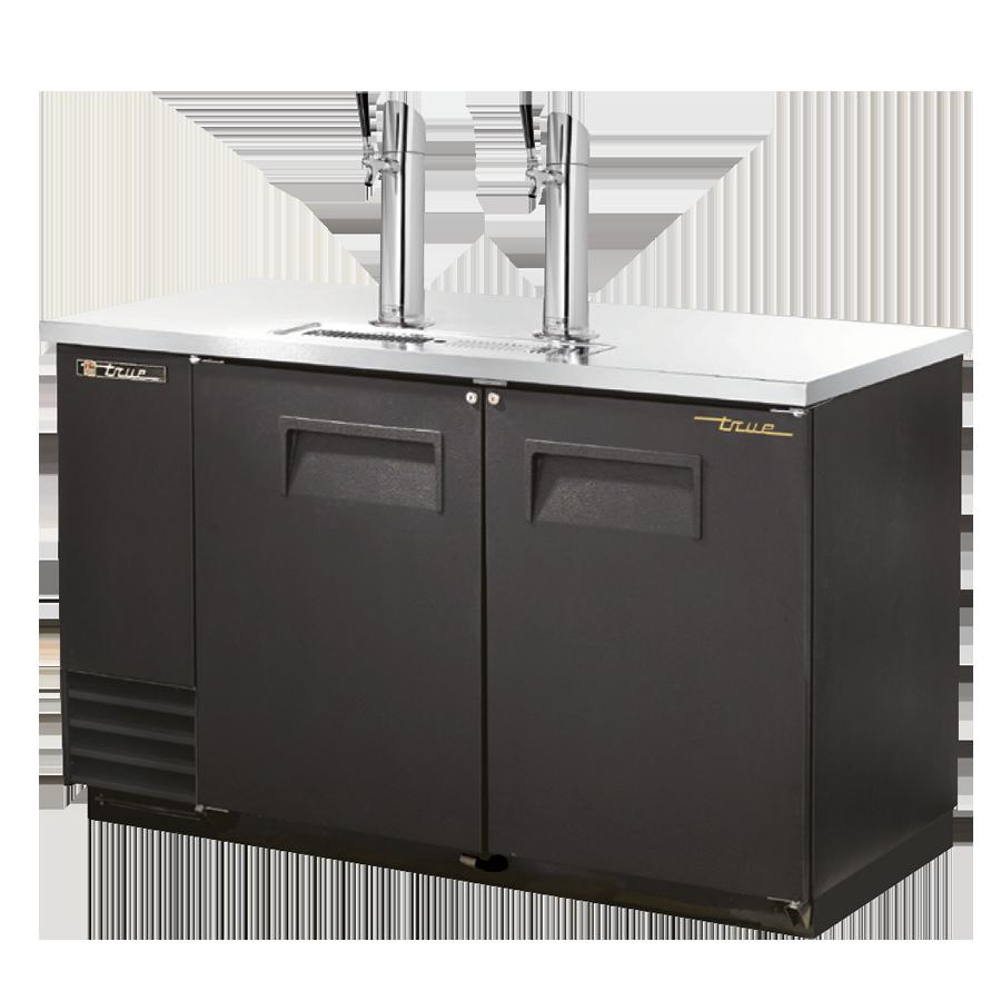 True Manufacturing Co., Inc. TDD-2-HC draft beer cooler
