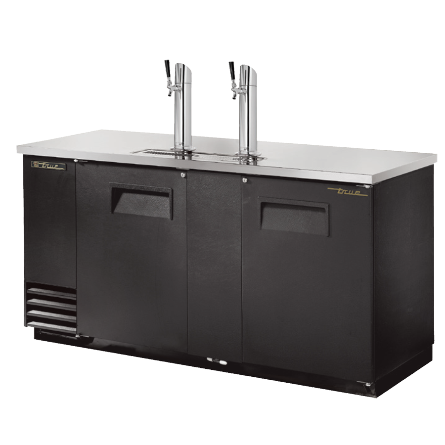 True Manufacturing Co., Inc. TDD-3-HC draft beer cooler