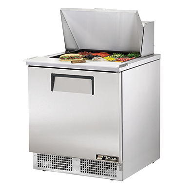 True Manufacturing Co., Inc. TFP-32-12M refrigerated counter, mega top sandwich / salad unit