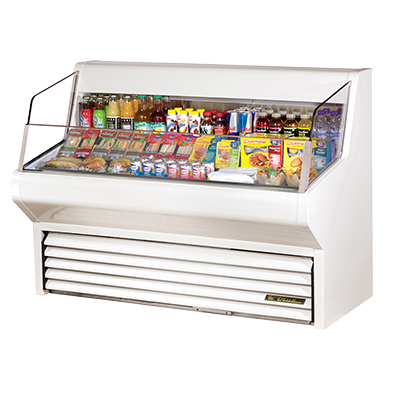True Manufacturing Co., Inc. THAC-60-LD merchandiser, open refrigerated display