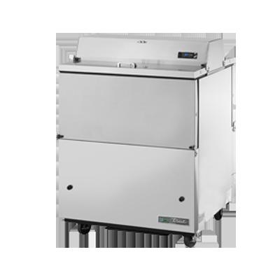 True Manufacturing Co., Inc. TMC-34-S-DS-HC milk cooler / station
