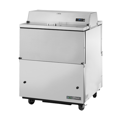 True Manufacturing Co., Inc. TMC-34-S-DS-SS-HC milk cooler / station
