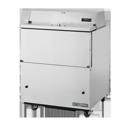 True Manufacturing Co., Inc. TMC-34-S-SS-HC milk cooler / station