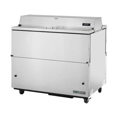 True Manufacturing Co., Inc. TMC-49-S-DS-HC milk cooler / station