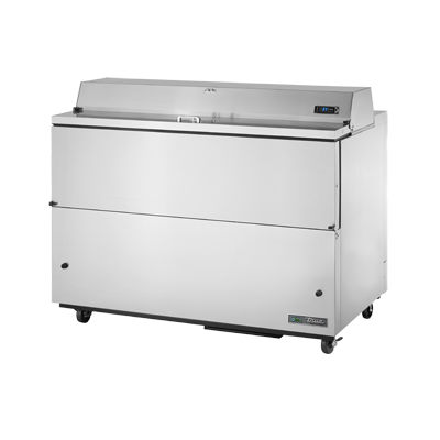 True Manufacturing Co., Inc. TMC-58-S-SS-HC milk cooler / station