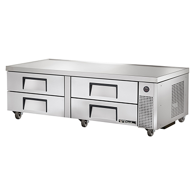 True Manufacturing Co., Inc. TRCB-72 equipment stand, refrigerated base