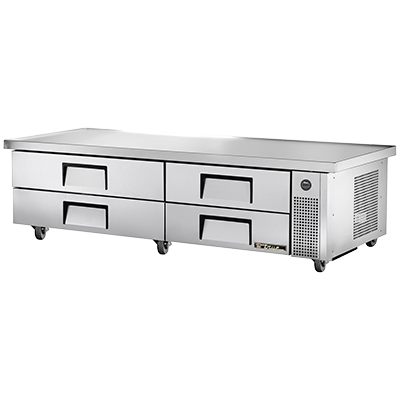 True Manufacturing Co., Inc. TRCB-82-86 equipment stand, refrigerated base
