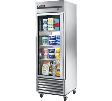 True Manufacturing Co., Inc. TS-23G-HC~FGD01 refrigerator, reach-in