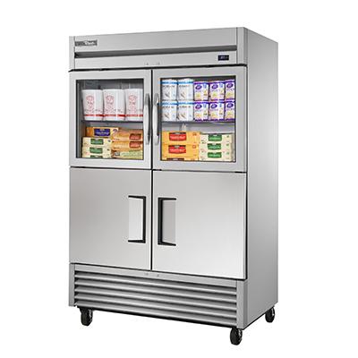 True Manufacturing Co., Inc. TS-49-2-G-2-HC~FGD01 refrigerator, reach-in