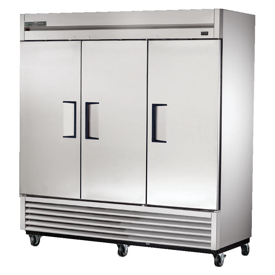 True Manufacturing Co., Inc. TS-72F-HC freezer, reach-in