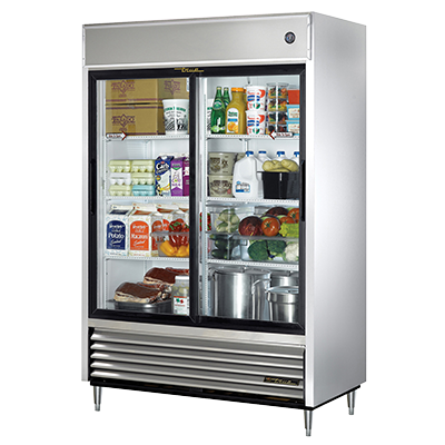 True Manufacturing Co., Inc. TSD-47G-HC-LD refrigerator, reach-in