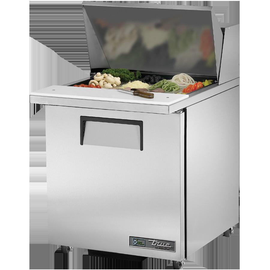 True Manufacturing Co., Inc. TSSU-27-12M-B-ADA-HC refrigerated counter, mega top sandwich / salad unit