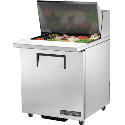 True Manufacturing Co., Inc. TSSU-27-12M-C-ADA-HC refrigerated counter, mega top sandwich / salad unit