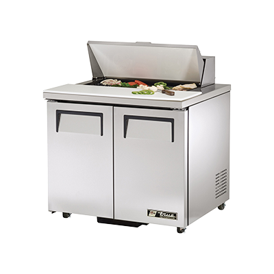 True Manufacturing Co., Inc. TSSU-36-08-ADA-HC refrigerated counter, sandwich / salad unit