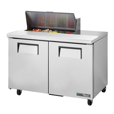 True Manufacturing Co., Inc. TSSU-48-08-HC refrigerated counter, sandwich / salad unit