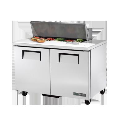 True Manufacturing Co., Inc. TSSU-48-10-HC refrigerated counter, sandwich / salad unit