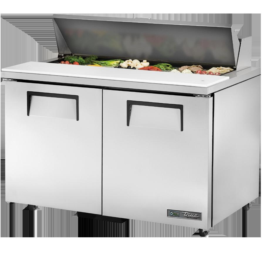 True Manufacturing Co., Inc. TSSU-48-12-ADA-HC refrigerated counter, sandwich / salad unit